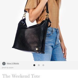 Poppy Barley, genuine leather purse